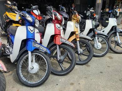 Honda Ex5 Dream 2nd hand loan kedai