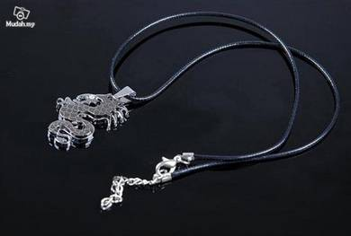 ABPT-D001 Stylish Cool Dragon Titanium Necklace