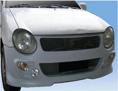 Perodua New Kancil Front bumper With Lamp