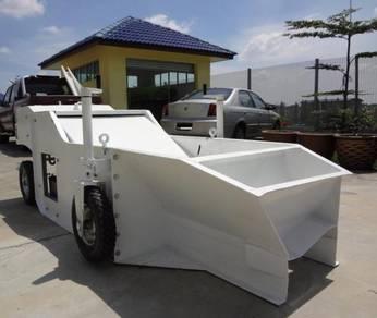 Road Curb Machine