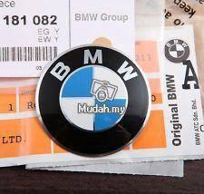 Ori E90 F30 BMW Steering Wheel Logo Emblem 45mm