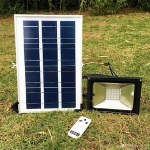 Remote control Solar 10W Solar panel outdoor Spot
