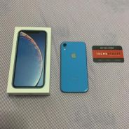 IPhone XR Blue 128gb MY (CAN TRADE)
