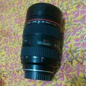 Canon 28-70mm f/2.8L usm