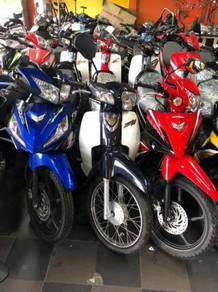 2018 Promo Honda Offer rendah dep