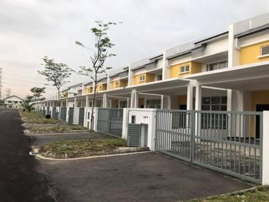 Double Storey Terrace House at Taman Nusantara Prima Bumi Lot