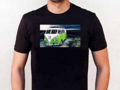 Baju T-Shirt VOLKSWAGEN COMBI NSQ40 siap poslaju