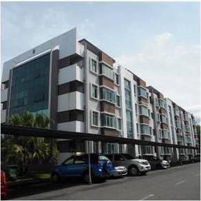 Cyber city apartments, penampang - k.kinabalu, sabah (dc10025381)