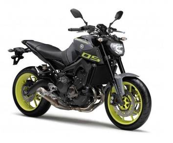 New Yamaha MT-09 -CKD- 90% Credit - Special CNY