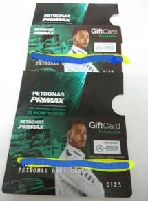 RM180 Petronas Gift Cards