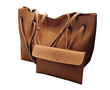 Brand new casual female totes composite handbag