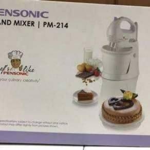 Stand mixer pm-214 (pensonic)
