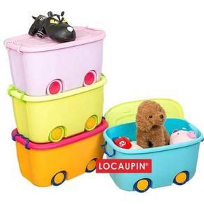 Locoupin storage box / kotak simpanan 10
