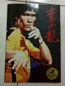 Bruce lee mail book collection
