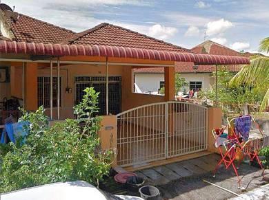 (Endlot) Single Storey Terrace House Slim River For Sale