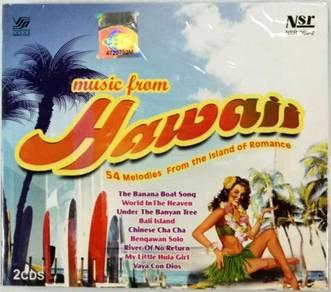 Music From Hawaii 2CD 54 Songs