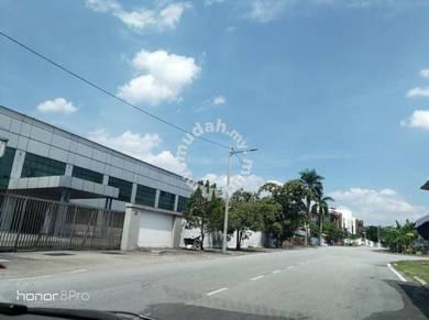 5 Acres Industrial Land Balakong Selangor