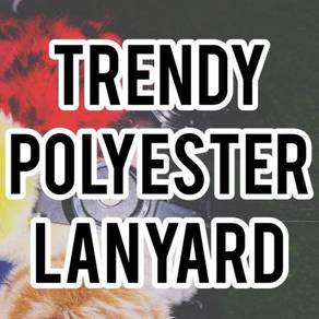 In Trending Lanyard