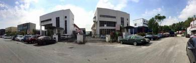 23,153sf DETACHED FACTORY 3 Storey Pinggiran Subang Sek U5 Shah Alam
