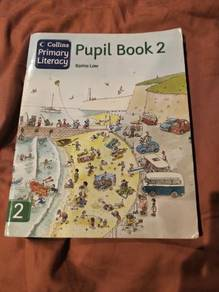 English igcse year 2 textbook - collins primary l