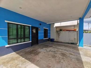 Freehold Corner Single Storey At Stakan Perdana Nearby Batu 7
