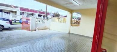 Single storey taman Johor Jaya nsk pandan