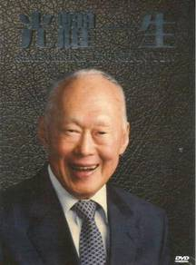 DVD Remembering Lee Kuan Yew