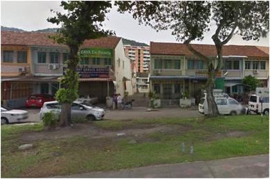Ayer Itam (facing main road)