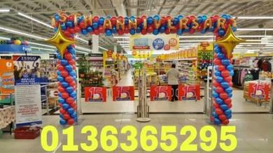 Welcome Balloon 00426