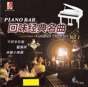 CD Piano Bar Greatest Old Hits Vol.1