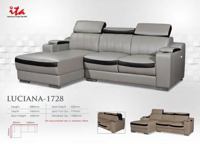L-shape Leather Sofa