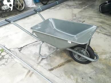 BE&H Steel Wheel Barrow Kereta Sorong Tolak