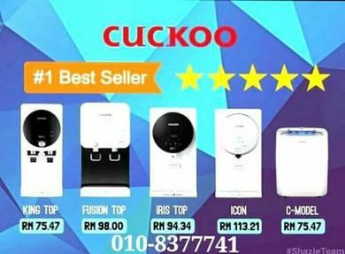 CUCKOO Water Filter Terengganu