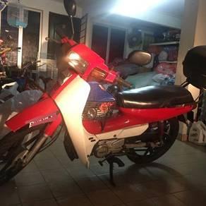 1995 or older Yamaha 100 sport
