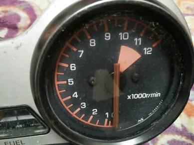 Meter rxz mili ori motor
