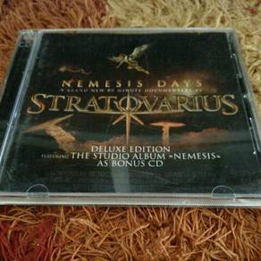 Stratovarius dvd+cd