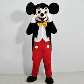 Mascot Mickey Mouse