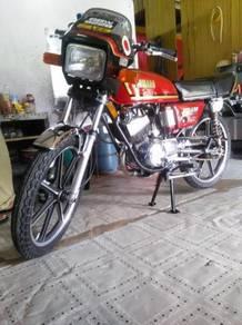 1995 or older Yamaha rxk 135