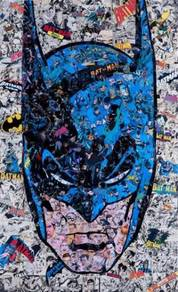 Poster BATMAN ART