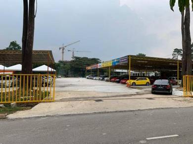 [commercial land] rm1psf, country heights, kajang, sg ramal