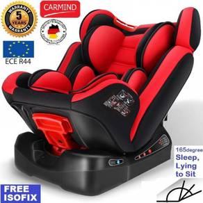 Fully reclining GERMAN Carmind Car Seat