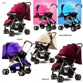 BESTSELING 2 WAY Facing PREMIUM Baby Stroller