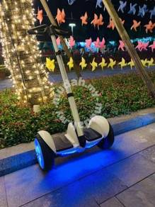 Hoverboard New connect bluetooth mp3