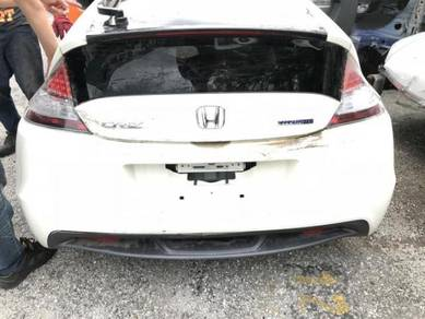 Honda CRZ Rear cut
