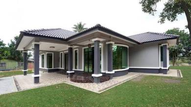 Single Storey Bungalow Corner BOOKING RM1k TO GRAB, SEREMBAN