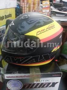 Malossi Fullface Helmet