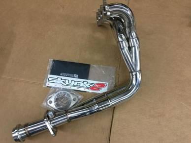 S2 Skunk2 Alpha Race Extractor V2 for Honda B16A