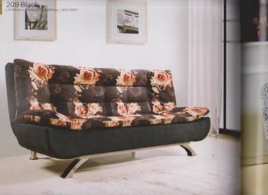 Sofa bed / katil sofa black