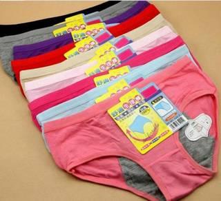 Leak-Proof Underwear Sanitary Panties (5 pcs set)