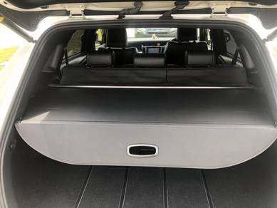 Toyota Harrier Boot Cover/ Tonneau Cover 2013-2020